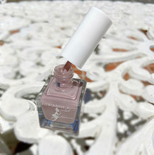 Load image into Gallery viewer, Desert Rose! ADRIANNE K Taupe Shimmer Nail Polish, VEGAN. QUICK DRY,.51 FL. OZ.
