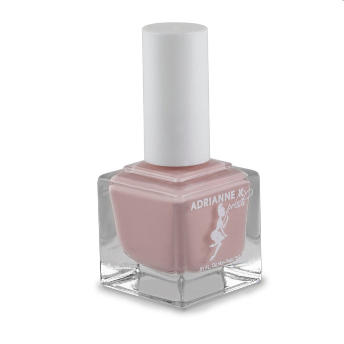 NAKED ROSE! ADRIANNE K BLUSH/NUDE OPAQUE NAIL POLISH, .51 FL OZ