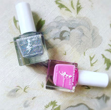 Load image into Gallery viewer, PINK FERRARI! ADRIANNE K GLOSSY BARBIE PINK NAIL POLISH, 10 TOXIN FREE .51 FL OZ