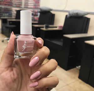 NAKED ROSE, BLUSH/NUDE NAIL POLISH, .51 FL OZ