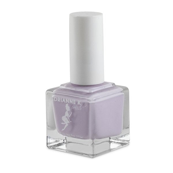 Riley! Shiny Lilac Nail Polish. Opaque. Vegan & Cruelty Free. Gel Effect, .51 Fl Oz