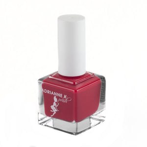 Your Hotness! Glossy True Red Nail Polish , .51 Fl. Oz., Quick Dry. High Shine. Gel Effect