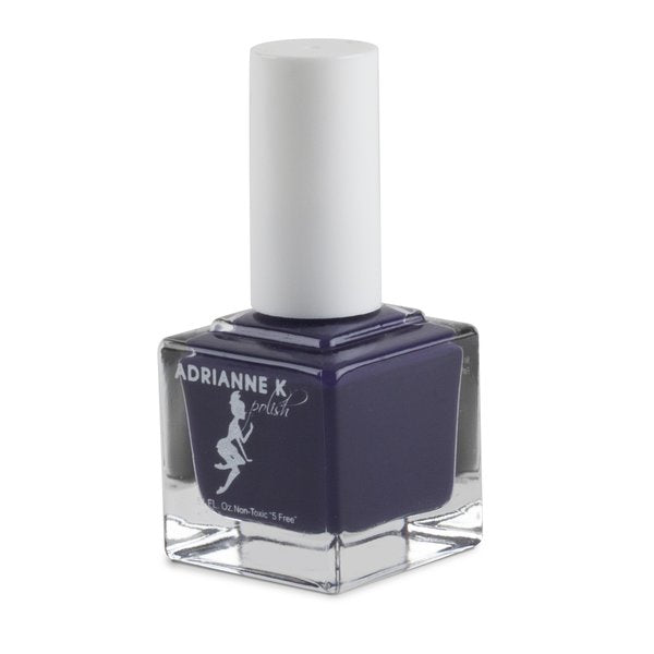 ADRIATIC SEA, NAVY BLUE NAIL POLISH, .51 FL OZ