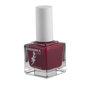OUT OF STOCK-LOVEBERRY, RED NAIL POLISH, .51 FL OZ