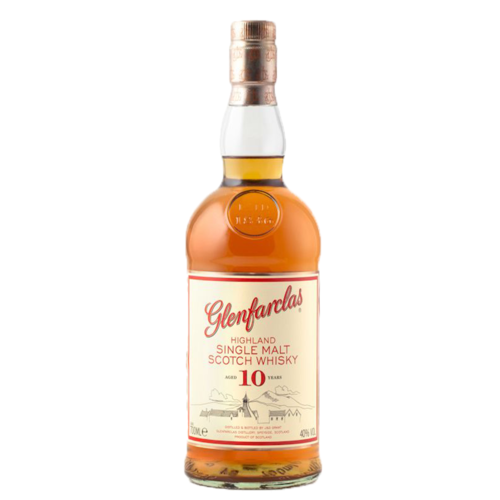 GLENFARCLAS 10 YEAR - Wine & Spirits Delivery