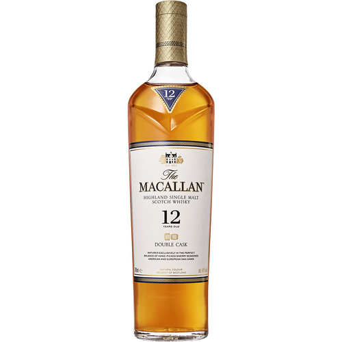 MACALLAN 12 YEAR DOUBLE CASK - Wine & Spirits Delivery