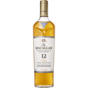 MACALLAN 12 YEAR TRIPLE CASK MATURED - Wine & Spirits Delivery