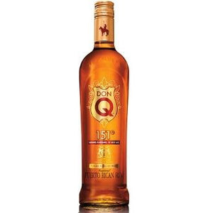 DON Q 151 RUM - Wine & Spirits Delivery
