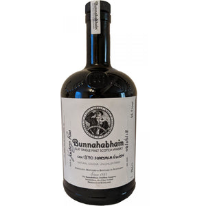 BUNNAHABHAIN 13 YEAR MARSALA FINISH - Wine & Spirits Delivery