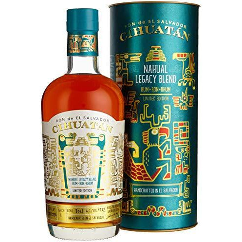 CIHUATAN NAHUAL LEGACY BLEND RUM - Wine & Spirits Delivery