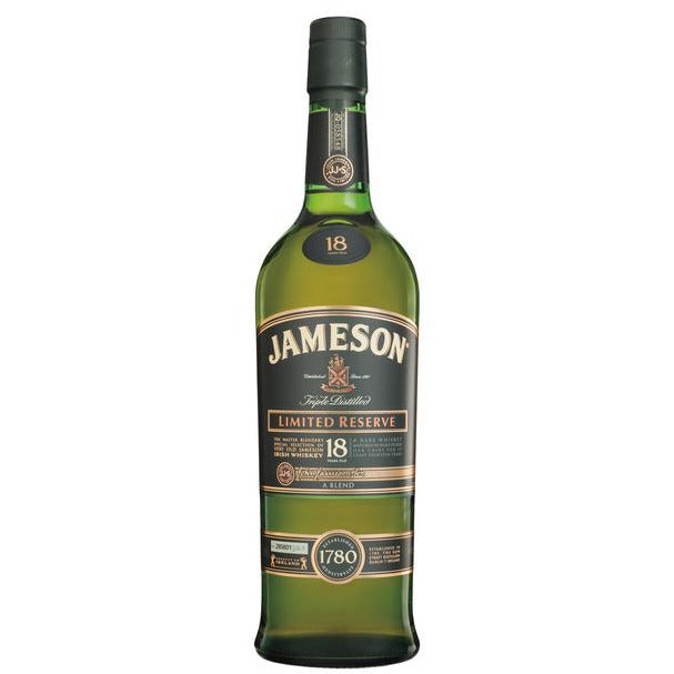 JAMESON 18 YEAR IRISH WHISKEY - Wine & Spirits Delivery