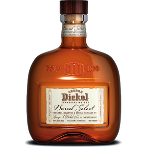 GEORGE DICKEL BARREL SELECT - Wine & Spirits Delivery