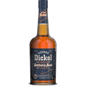 GEORGE DICKEL BOTTLED IN BOND - Wine & Spirits Delivery