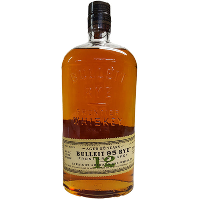 BULLEIT 12 YEAR RYE - Wine & Spirits Delivery