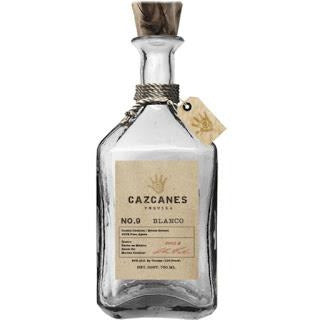 CAZCANES TEQUILA NO.9 BLANCO - Wine & Spirits Delivery