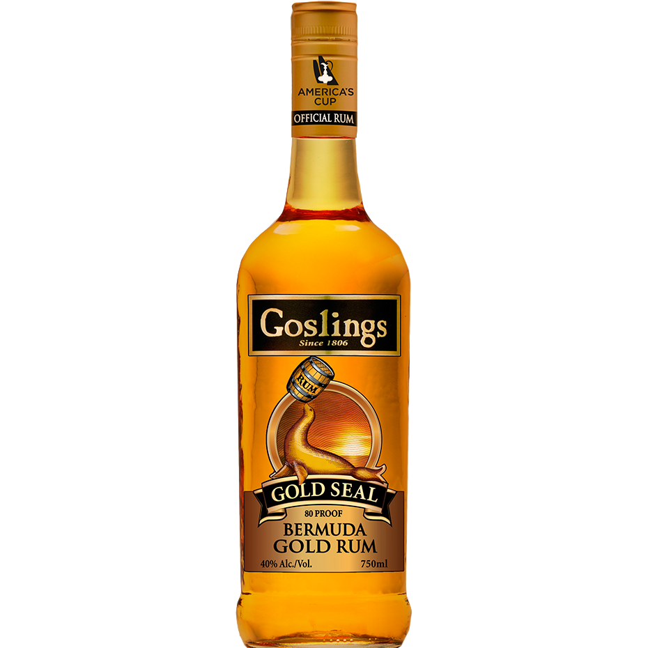GOSLINGS GOLD SEAL RUM - Wine & Spirits Delivery