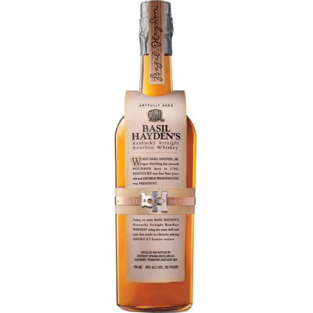 BASIL HAYDEN'S KENTUCKY STRAIGHT BOURBON WHISKEY - Wine & Spirits Delivery