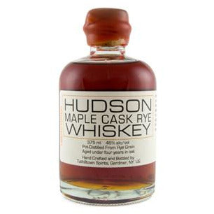 HUDSON MAPLE CASK RYE - Wine & Spirits Delivery