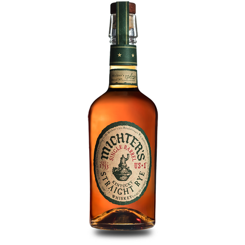 MICHTER'S US*1 KENTUCKY STRAIGHT RYE - Wine & Spirits Delivery