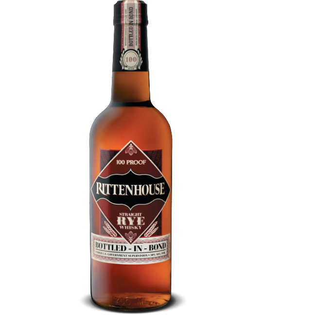RITTENHOUSE RYE - Wine & Spirits Delivery