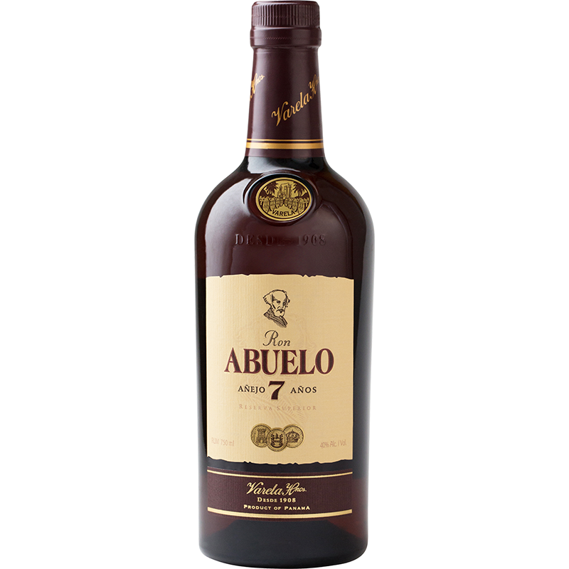 RON ABUELO ANEJO 7 YEAR RUM - Wine & Spirits Delivery