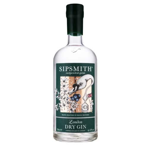 SIPSMITH LONDON DRY GIN - Wine & Spirits Delivery