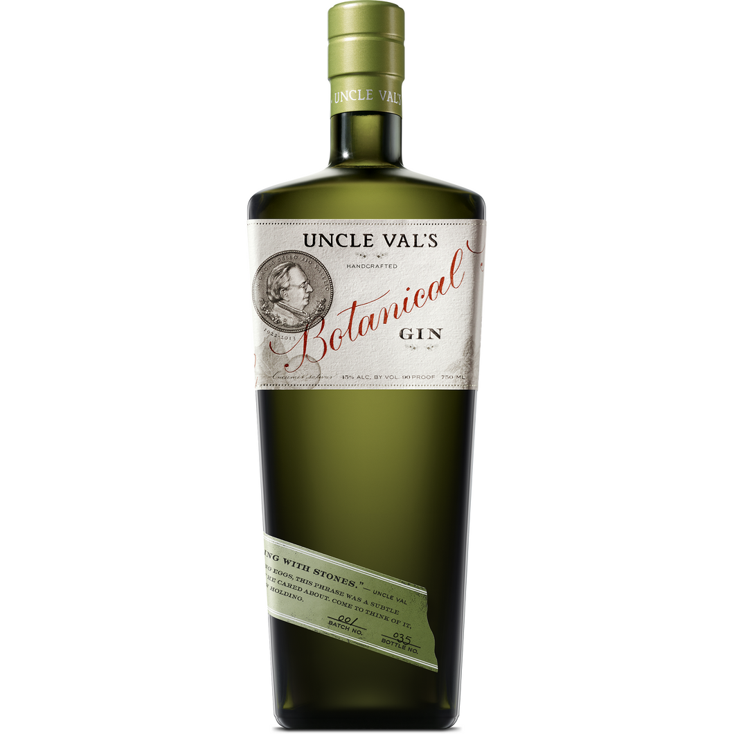 UNCLE VAL'S BOTANICAL GIN - Wine & Spirits Delivery
