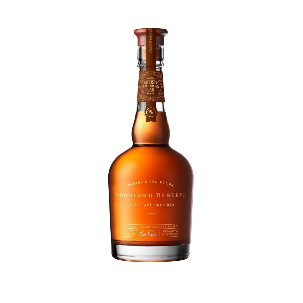 WOODFORD RESERVE® MASTER'S COLLECTION SELECT AMERICAN OAK - Wine & Spirits Delivery