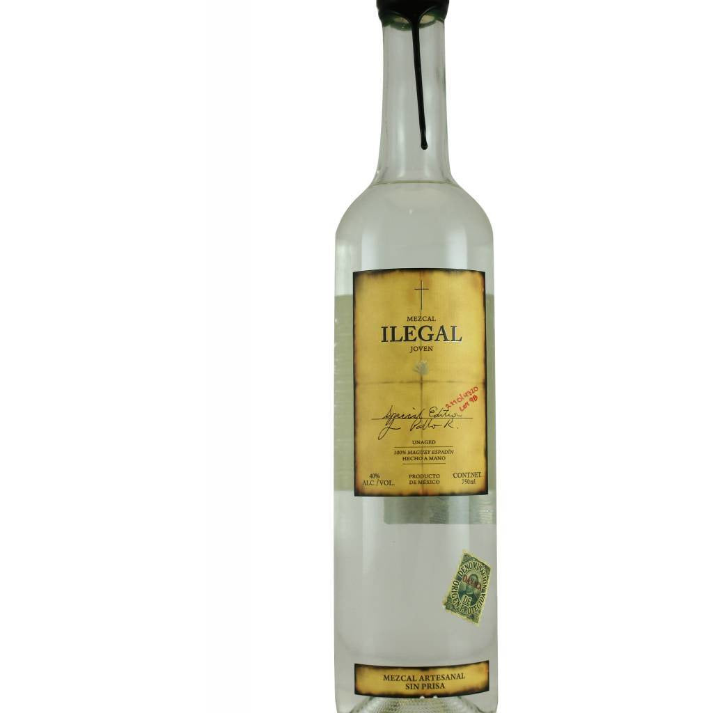 ILEGAL MEZCAL JOVEN - Wine & Spirits Delivery