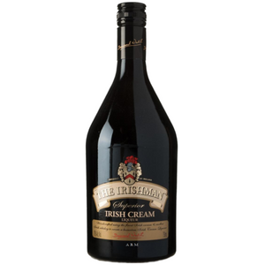 THE IRISHMAN IRISH CREAM LIQUEUR - Wine & Spirits Delivery