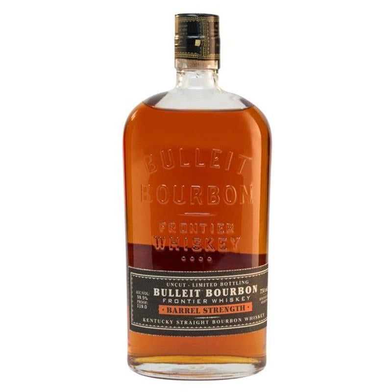 BULLEIT BARREL STRENGTH - Wine & Spirits Delivery