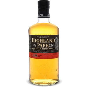 HIGHLAND PARK 18 YEAR - Wine & Spirits Delivery