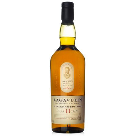 LAGAVULIN OFFERMAN EDITION AGED 11 YEARS - Wine & Spirits Delivery