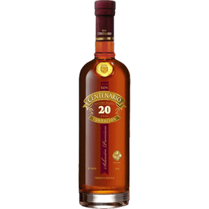 RON CENTENARIO RUM 20 YEAR - Wine & Spirits Delivery