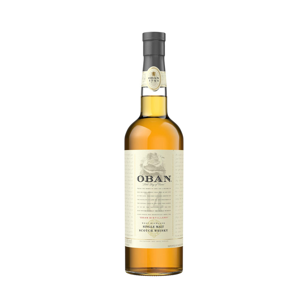 OBAN 14 YEAR - Wine & Spirits Delivery