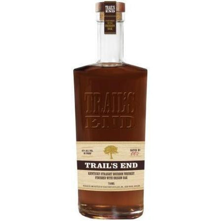 TRAIL'S END BOURBON - Wine & Spirits Delivery