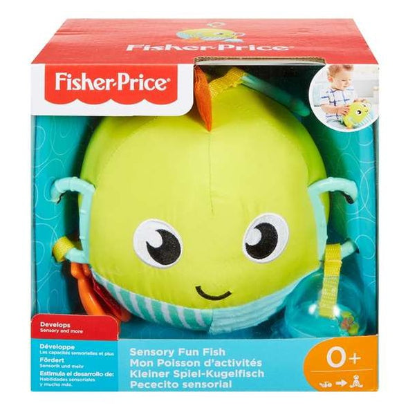 Bold Fun Fish Fisher Price