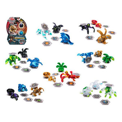 Action Figurer Starter Bakugan 115055