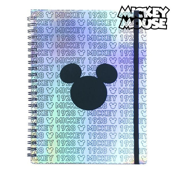 Ringbog Mickey Mouse