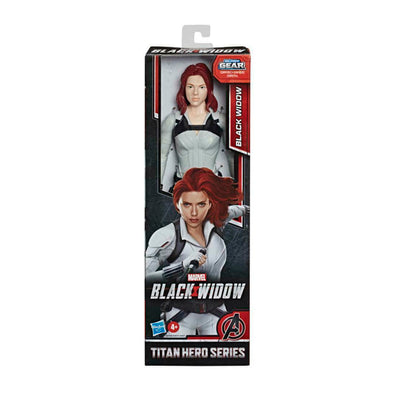 Action Figurer Black Widow Hasbro (30 cm)