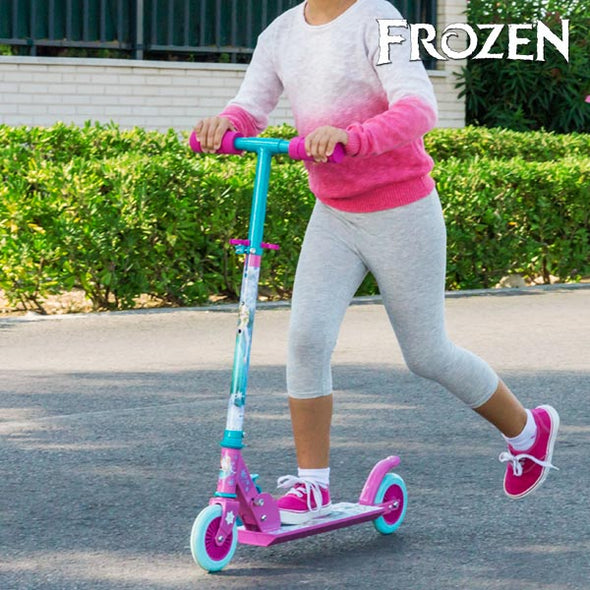 Frozen Scooter (2 hjul)