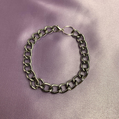 Thin Twisted Bracelet