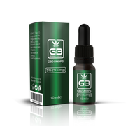 George Botanicals Full Spectrum CBD Oil Drops 500mg