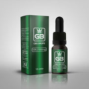 George Botanicals CBD Drops 1000mg