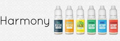 Harmony CBD E-Liquid 10 ml