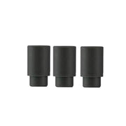 100 x Disposable Rubber 510 Drip Tips