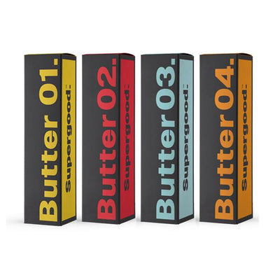Supergood Butter Collection 0mg 50ml Shortfill (70VG/30PG)