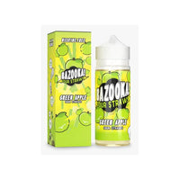 Bazooka Sour Straws 0mg 100ml Shorfill (70VG/30PG)