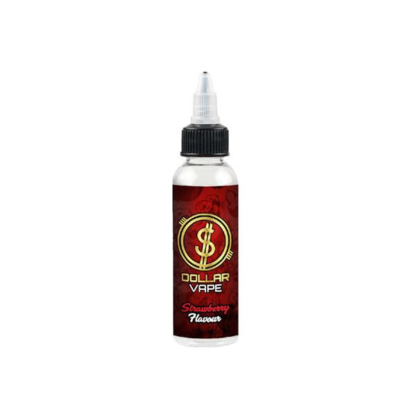 Dollar Vape 0mg 50ml Shortfill (70VG/30PG)