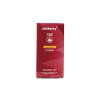 Jackerry CBD by Ciro Health 500mg CBD E-liquid 10ml
